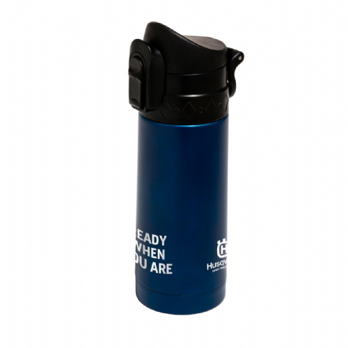 Husqvarna Travel Flask 0.35 litre edit Edit ProductNumber 5824062-01
